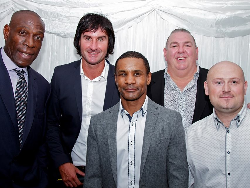 Famous Faces at PG10 Sports Dinners